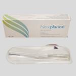 Nexplanon birth control contains progestin that stops the release of eggs.