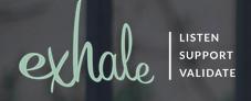 Exhale Pro Voice - Exhale talkline